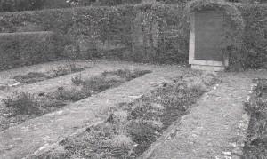 Gräber von Zwangsarbeitern